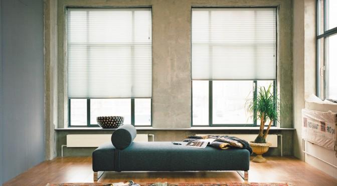 Nieuwe ramen, nieuwe raamdecoratie