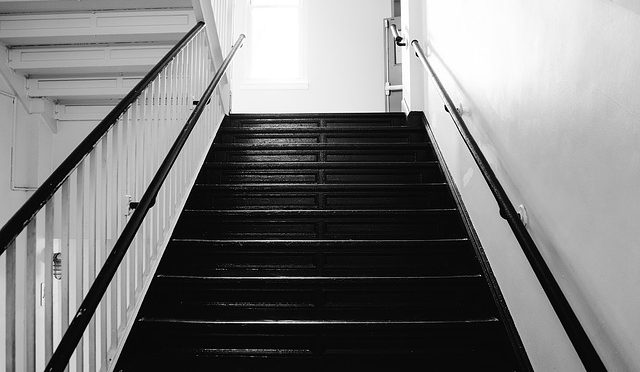 Verouderde trappen. Wat moet je er mee?